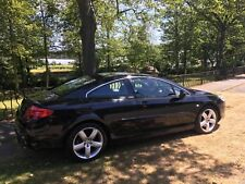 2009/59 PEUGEOT 407 COUPE SPORT HDI AUTO PANTHER BLACK*STUNNING RARE 3Ltr COUPE*