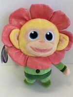 Wonder Park Movie Chimp Flower Monkey Plush Figure Stuffed Toy New With Tags-9in
