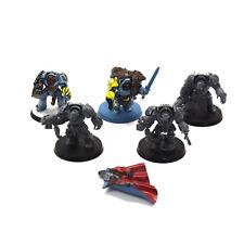 SPACE WOLVES 5 wolf guard terminators #2 Warhammer 40K