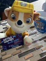 Rubble Nickelodeon Paw Patrol Plush Pup Pals Toy with tag