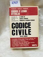 Codici e leggi d'Italia codice civile