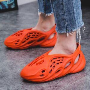Men Women Summer Beach Shoes Sandals Casual Anti Slipper Runner Casual Color NEW