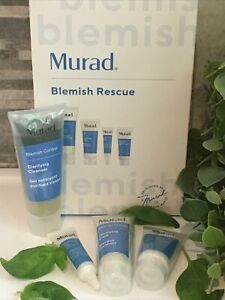 MURAD BLEMISH RESCUE KIT💙Brand New + Boxed