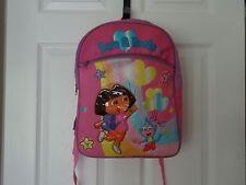 Dora the Explorer Backpack - Standard Size - Used