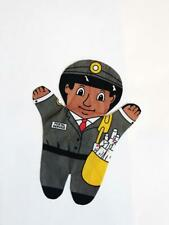 Dexter Educational Toys Occupational Teaching Hand Puppet Postal Carrier Postman