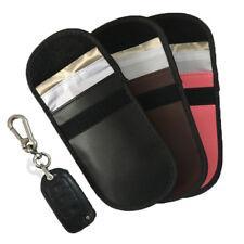 2 x RFID Anti-Theft Car Key Entry Fob Guard Mobile Signal Blocker Farada  Cover