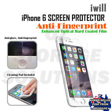 iwill Apple iPhone 6 Premium anti fingerprint extra clear Screen Protector