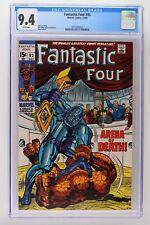 Fantastic Four #93 - Marvel 1969 CGC 9.4