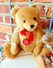 Vintage Germany Hermann Mohair Teddy Bear - Jointed For Posing Possibilities!