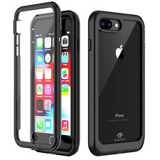 For Apple iPhone 7 / 8 Plus Case Cover Shockproof Waterproof w/ Screen Protector