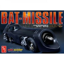 Batman Bat-missile Model Kit 1 25 Scale Inc Bonus Backdrop AMT Amt952