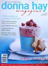 Donna Hay Magazine Issue 30 - December/January 2007 20% Bulk Magazine Discount
