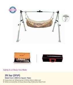 indian Style Ghodiyu Born Baby Sleep Swing Cradle
