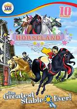 Horseland: The Greatest Stable Ever (DVD, 2010)  BRAND NEW