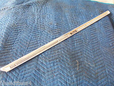 1984 ELDORADO RIGHT DOOR THRESHOLD STEP TRIM MOLDING OEM USED ORIG CADILLAC 1985