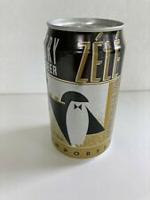 Zele Imported Dry Beer Can 12Oz Bottom Opened