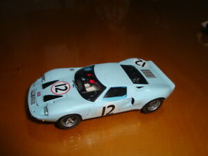 SCALEXTRIC FLY FORD GT 40