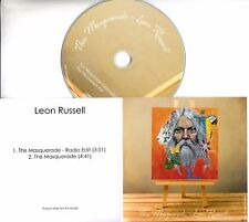 LEON RUSSELL This Masquerade 2017 UK 2-trk promo test CD