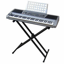 61 Keys LCD Teaching Keyboard MK939 MIDI with Support Touch Response Pitch Bend