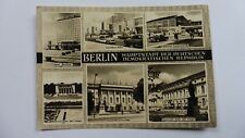 Berlin, D.D.R. 1960's ? Real Photo Postcard..