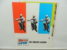 1976 BW Leathers Brochures Catalog Price List Motorcycle Accessories L11543