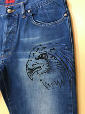 Hugo Boss Red Label - Eagle / Aquila / Picture - Jeans / Trousers - Size W36 L32