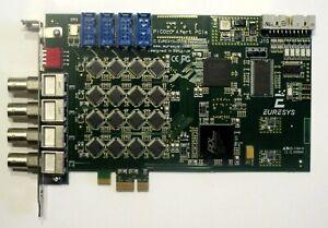 Euresys PICOLO Alert PCIe CCTV Video capture card