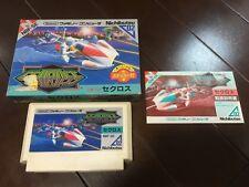 FREE SHIPPING  Famicom NES Nintendo Import JAPAN SECCCROSS