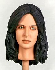 1:6 Custom Head of Krysten Ritter as Jessica Jones V1 from Jessica Jones
