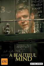 A Beautiful Mind (DVD, 2004)
