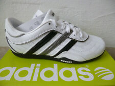 Adidas Lace Up Football Boot Sneakers Trainers White New