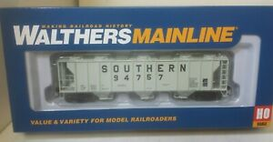 Southern Railroad 50' PS2 2893 Covered Hopper 94757 Walthers 910-7036 RTR HO
