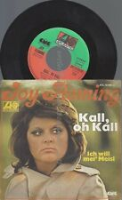 "7""JOY FLEMING--KALL OH KALL"