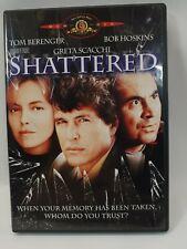 New listing Shattered Dvd - 2003 - Full Frame & Widescreen - Tom Beringer - Drama