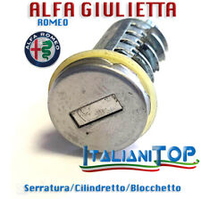 Cilindretto Blocchetto Serratura ALFA ROMEO GIULIETTA Alfa Romeo Prod. NUOVO