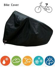 Universal Waterproof Bicycle Cover Anti Dust Rain Garage Storage Protector