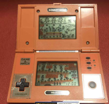 Nintendo Game and  Watch DONKEY KONG Multi Screen Orange JPN LTD Rare Collection