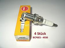 4 Original NGK Zündkerzen BCP6ES 4930 MERCEDES W202 S202 A124 C124 W124 S124