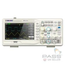 Siglent SDS1152CML+ Bench oscilloscope (Dual-Channel, bande passante 150 MHz)/UK