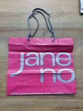 Jane Norman bolsa de color rosa oscura
