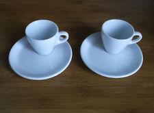 3 x 4 tlg. Esspresso Tassen Set Barista Espresso-Tassen 4 teilig