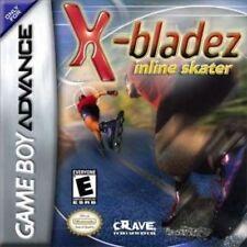 Xbladz: In Line Skating GBA New Game Boy Advance