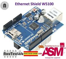 High Quality Ethernet Shield W5100 for Arduino 100% Compatible