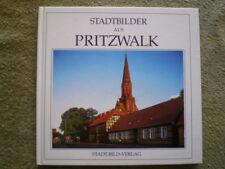 Pritzwalk - Bildband Marktstraße Stadtmauer Bahnhof Wasserturm Apotheken Villa