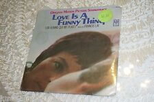 LOVE IS A FUNNY THING -- Original motion picture Soundtrack -- SEALED -- 1970 LP