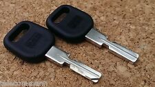P38 RANGE ROVER EMERGENCY SURF KEY BLANK BLADE CUT TO CODE NUMBER PICTURE PHOTO