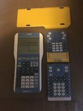 Used TI-Nspire With Ti 84 Silver Key Pad Plus Extra Key Pads