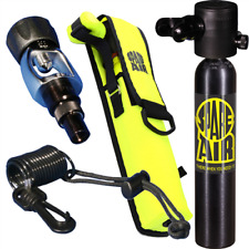 Spare Air - Emergency Breathing System - Refill Adapter From Scuba Tank Included