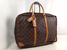 Authentic LOUIS VUITTON  Monogram SIRIUS 45 Travel Hand Bag 7B220230