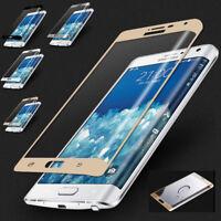 3D FULL COVER Panzerglas Samsung Galaxy Note Edge Schutzglas Hartglas Folie 9H
